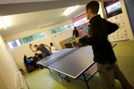 What goes on at Telegraph Hill Centre?