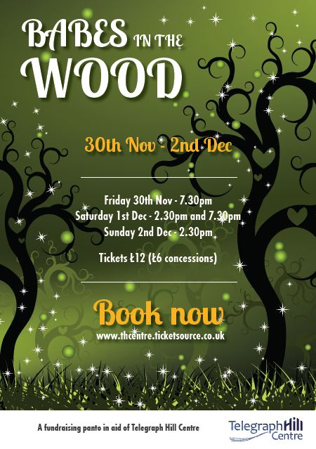 Panto - Babes in the Wood