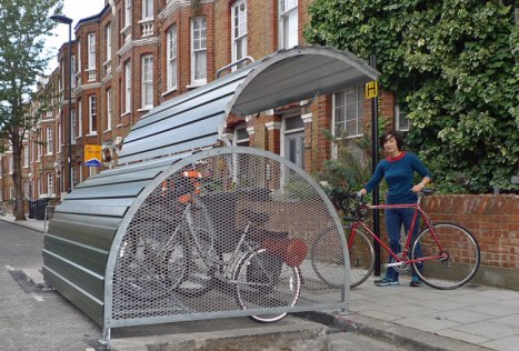 Bikehangar from Cyclehoop