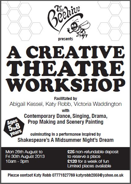 Creative_Theatre_Workshop_Telegraph_Hill_Centre
