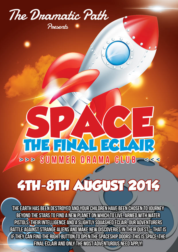 Space: The final eclair