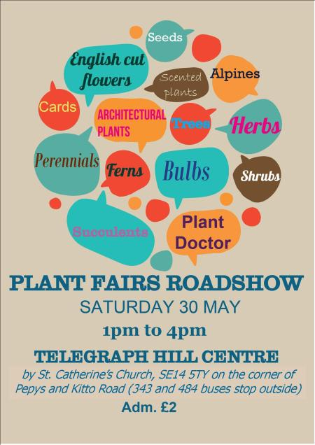 Plant Fair Roadshow