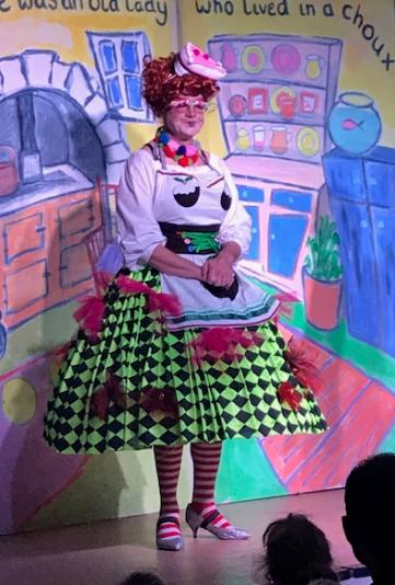 Panto Dame, The 2018 Panto (Hansel & Gretel)
