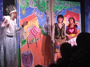 The 2018 Panto, Hansel & Gretel